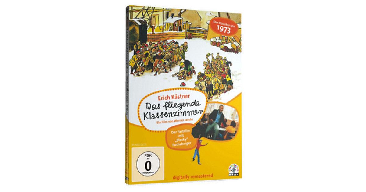 DVD Erich Kästner: Das fliegende Klassenzimmer ...