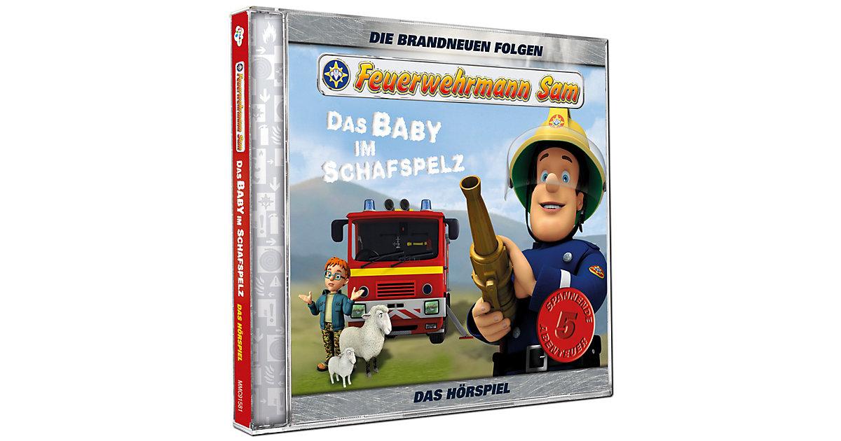 CD Feuerwehrmann Sam - Das Baby im Schafspelz 2 Hörbuch