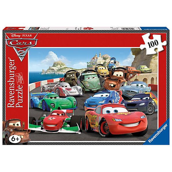 puzzle cars 100 teile