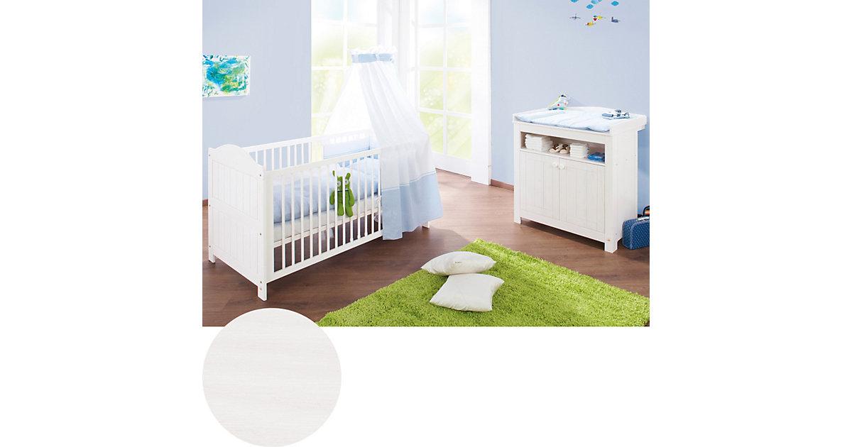 weisse kleine kommode pinolino preisvergleiche erfahrungsberichte und kauf bei nextag. Black Bedroom Furniture Sets. Home Design Ideas