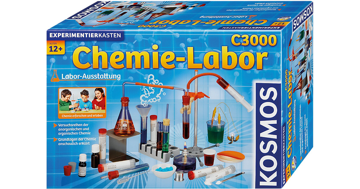 Kosmos · Chemielabor C 3000