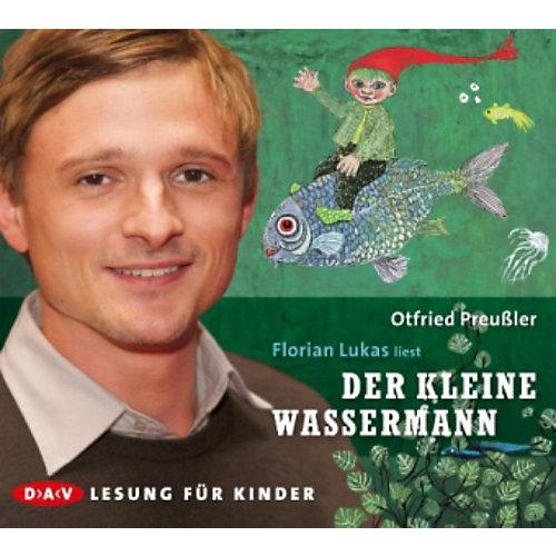Edel Der kleine Wassermann, 2 Audio-CDs