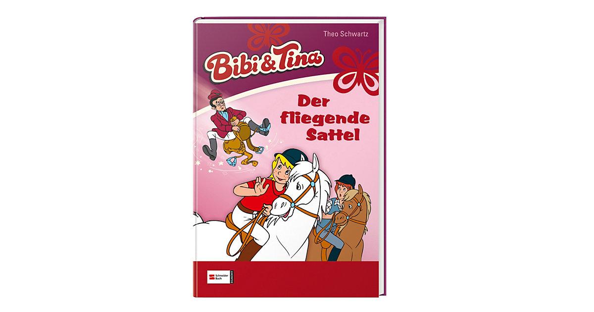 Bibi und Tina: Der fliegende Sattel