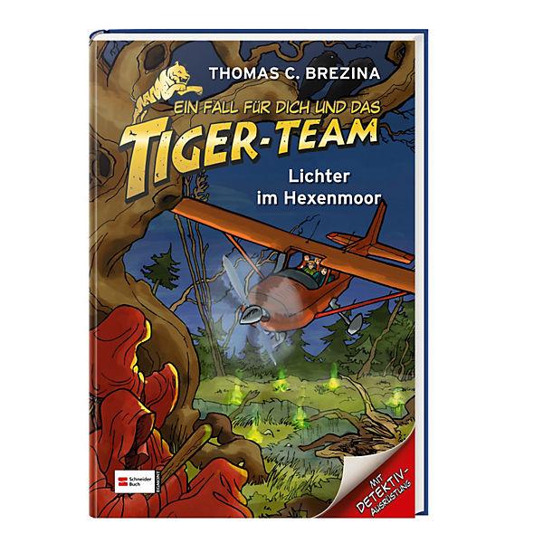 Ein Fall für dich und das Tiger-Team: Lichter im Hexenmoor, Thomas ...