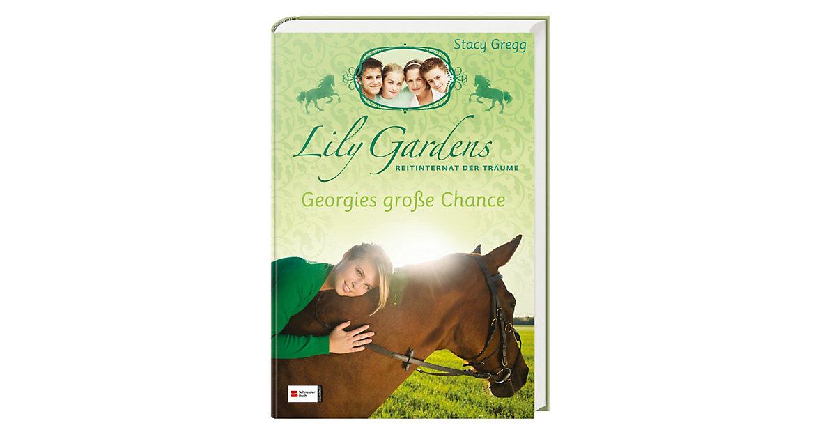 Lily Gardens - Reitinternat der Träume: Georgie...