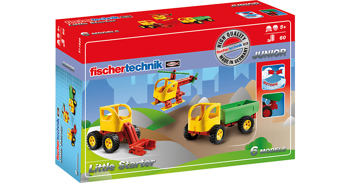 "Fischertechnik JUNIOR ""Little Starter"" - Baukasten"