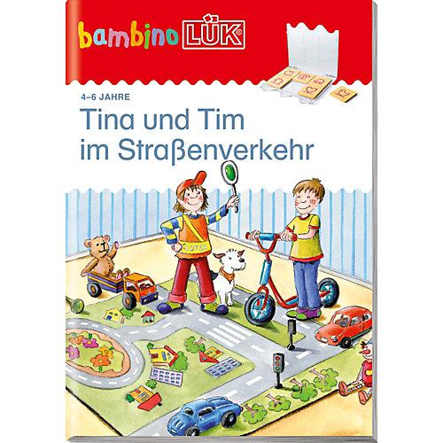 Westermann Verlag bambinoLÜK: Tina und Tim im Straßenverkehr, Übungsheft jetztbilligerkaufen