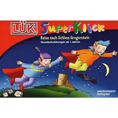 Westermann Verlag LÜK SuperKlick: Reise nach Schloss Gregorstein jetzt billiger kaufen