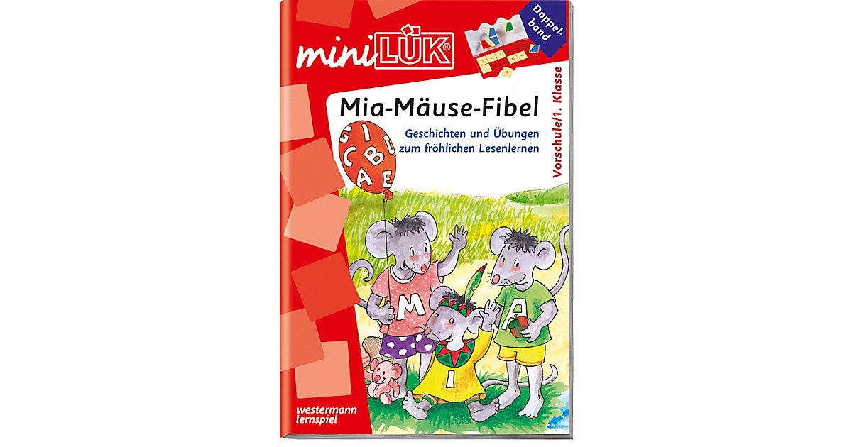 miniLÜK: Mia-Mäuse-Fibel, Übungsheft