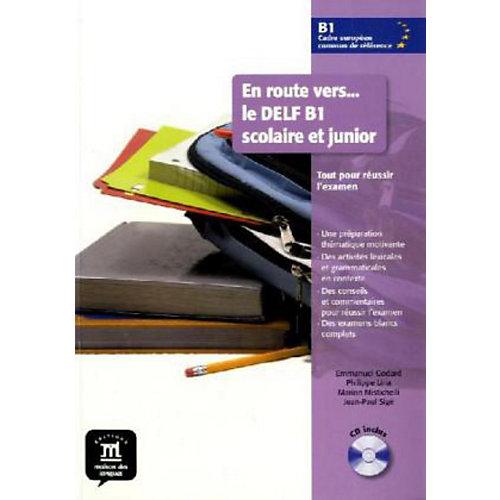 KLETT En route vers... le DELF B1 scolaire et junior, m. Audio-CD - broschei