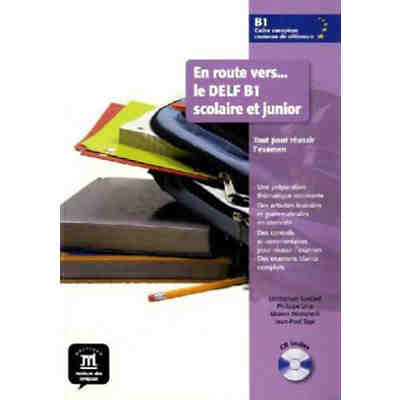 En route vers... le DELF B1 scolaire et junior, m. Audio-CD