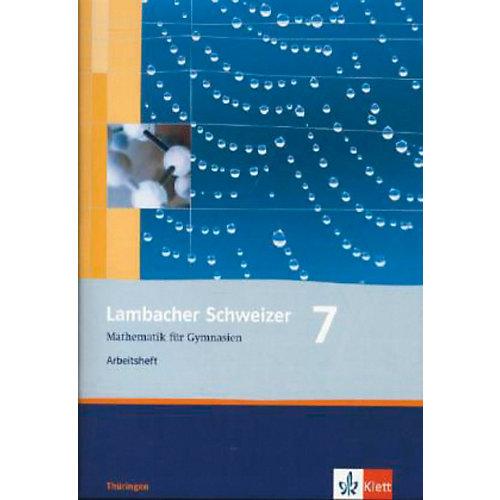 Klett Verlag Lambacher-Schweizer, Ausgabe Thüringen, Neubearbeitung (2009): 7. Schuljahr, Arbeitsheft jetzt billiger kaufen