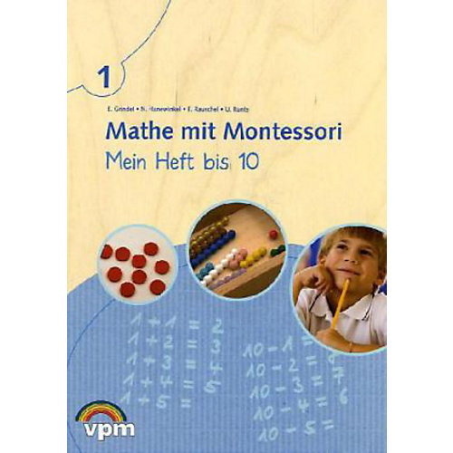 Klett Verlag Mathe mit Montessori: Mein Heft bis 10, 1. Schuljahr jetzt billiger kaufen