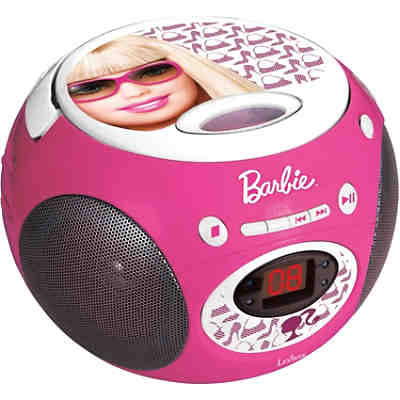 Barbie CD Player mit Radio