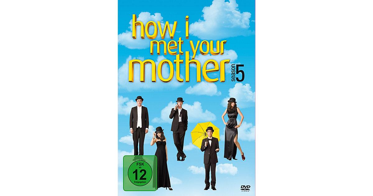 DVD How I met your Mother - Season 5