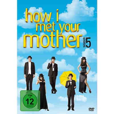 DVD How I met your Mother - Season 5