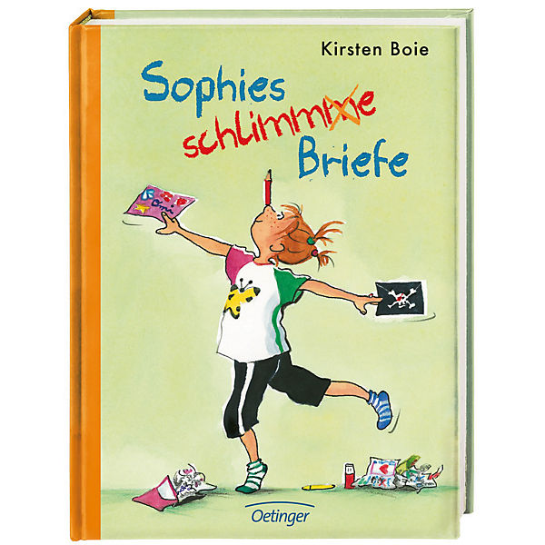 Sophies schlimme Briefe