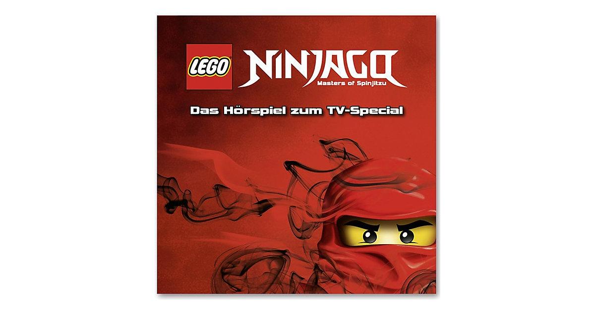 CD LEGO Ninjago - Master of Spinjitzu,  Hörspiel zum TV-Special Hörbuch