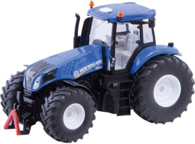 Blechspielzeug GüNstig Einkaufen Siku Super 1:87 New Holland Frontlader Baufahrzeuge & Traktoren