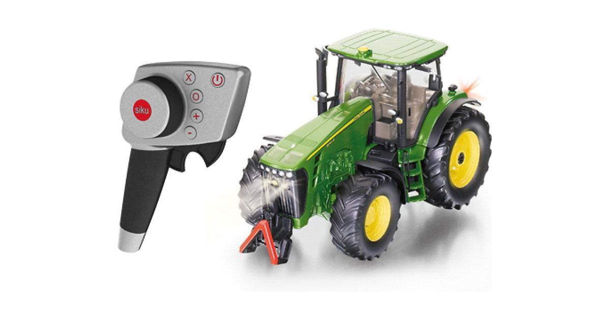 SIKU 6881 Control 32 RC - Traktor John Deere 8345 R Set