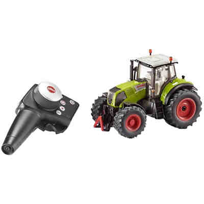 siku 6882 control 32 rc traktor claas axion 850 set. Black Bedroom Furniture Sets. Home Design Ideas