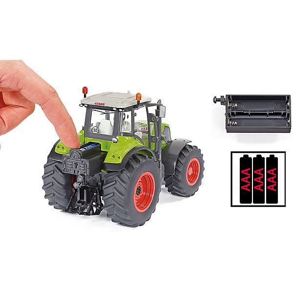SIKU 6882 Control 32 RC - Traktor Claas Axion 850 Set, SIKU iJUoG2