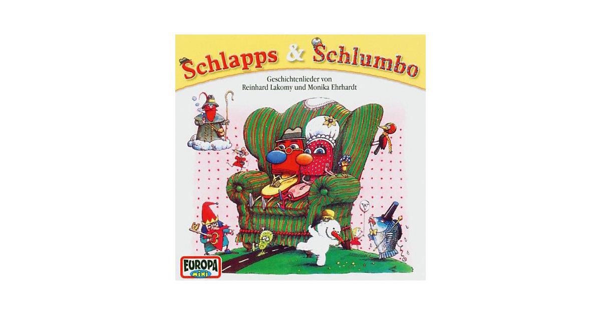 CD Reinhard Lakomy - Schlapps und Schlumbo