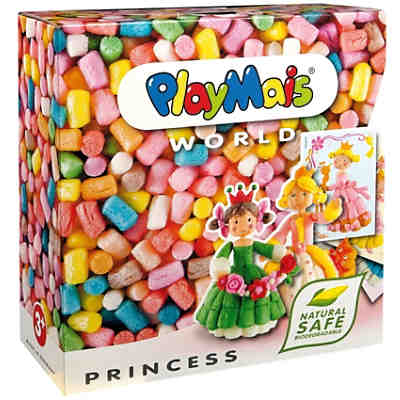 PlayMais WORLD Princess, 1.000 Maisbausteine
