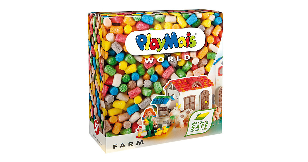 PlayMais WORLD Farm, 1.000 Maisbausteine