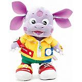 Мягкая игрушка Мульти-Пульти Лунтик учит одеваться