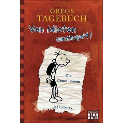 Gregs Tagebuch 1