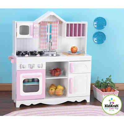 Kidkraft kuche kinderkuche zubehor online kaufen mytoys for Spielküche kidkraft
