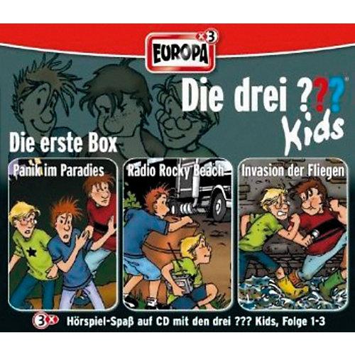 Sony CD Die drei ??? Kids - 1. Box (Folge 1-3) Sale Angebote Sargstedt