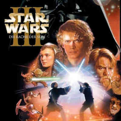 CD Star Wars Episode III - Die Rache der Sith
