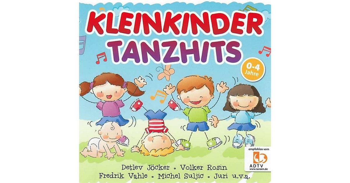 CD Kleinkinder- Tanzhits - Spiel- und Berwegung...