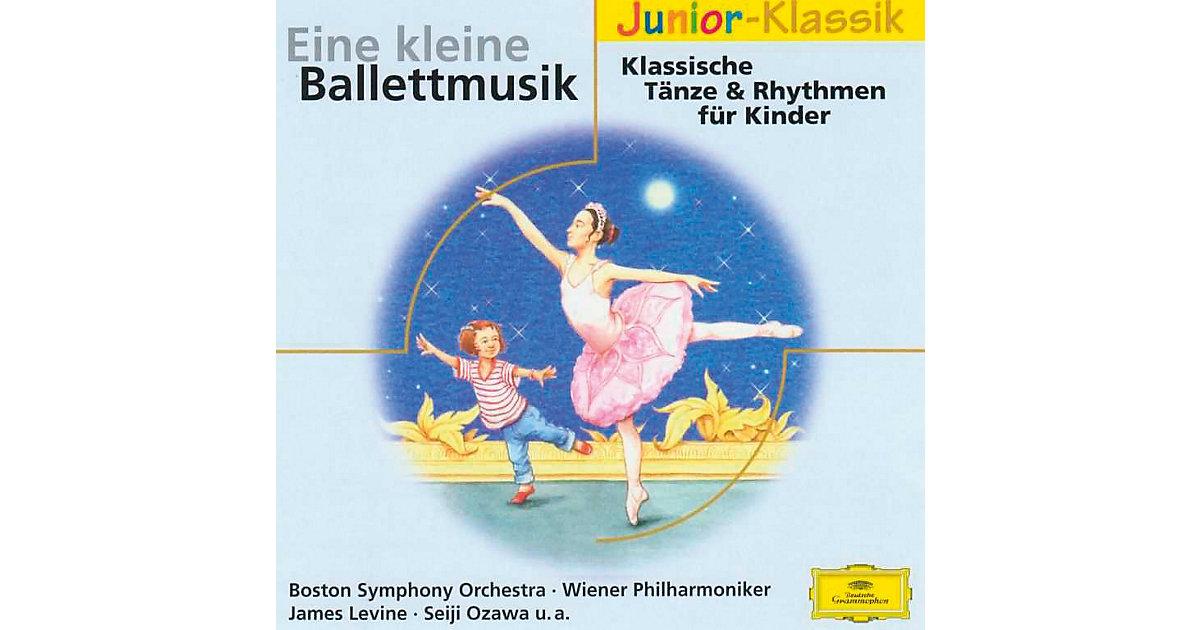 CD Eine kleine Ballettmusik (Junior Klassik)