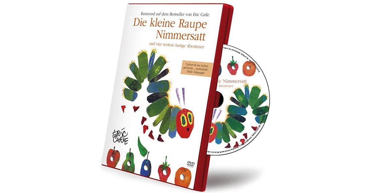 DVD Die kleine Raupe Nimmersatt