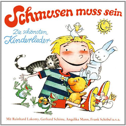 CD Schmusen muss sein - die schönsten Kinderlieder Sale Angebote Hohenbocka