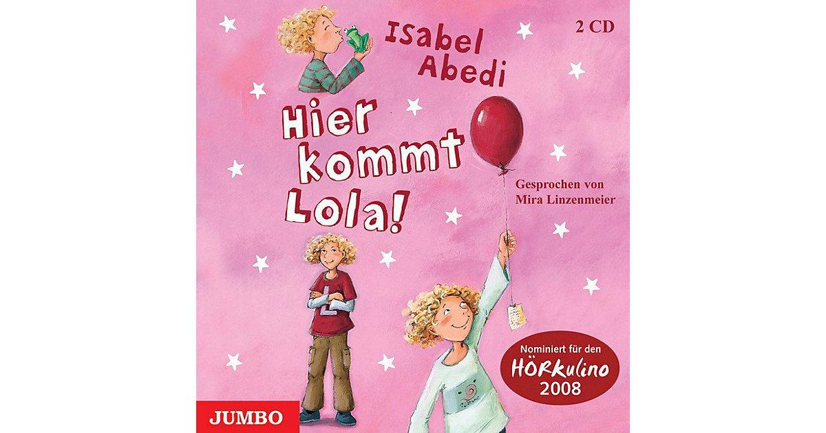 Hier kommt Lola!, 2 Audio-CDs