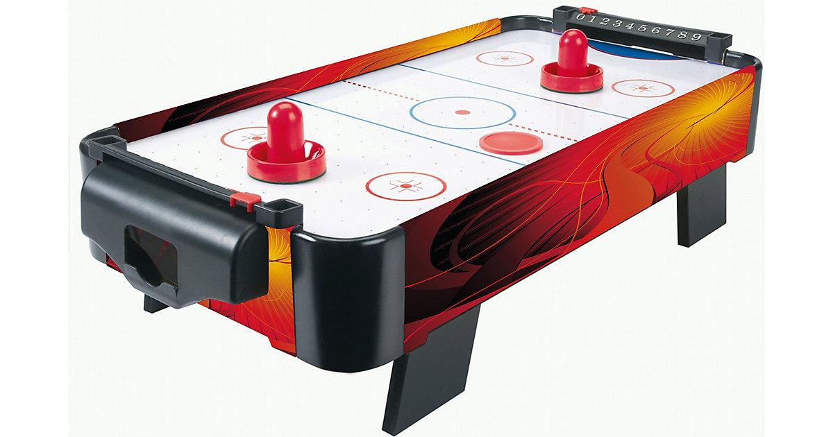 Airhockey Speedy XT schwarz/rot