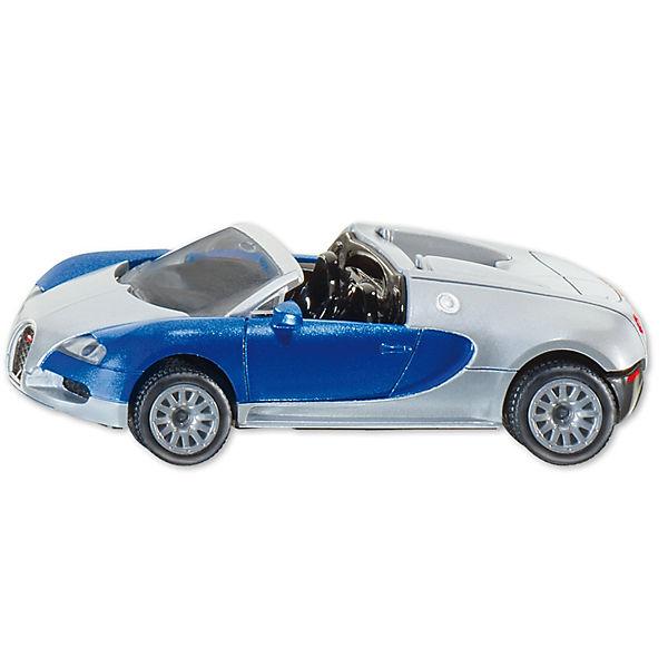 best cheap 61b7f d8f7d SIKU 1353 Bugatti Veyron Grand Sport 1:55, SIKU