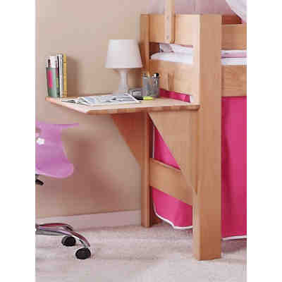 schreibtisch ilka buche massiv natur lackiert relita mytoys. Black Bedroom Furniture Sets. Home Design Ideas