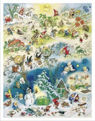 Fantastisch Vier Jahreszeiten, Adventskalender