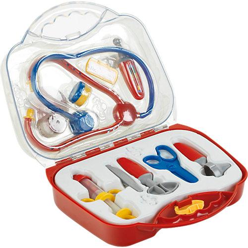 Игровой набор Klein Чемоданчик доктора, средний, 11 предметов от klein