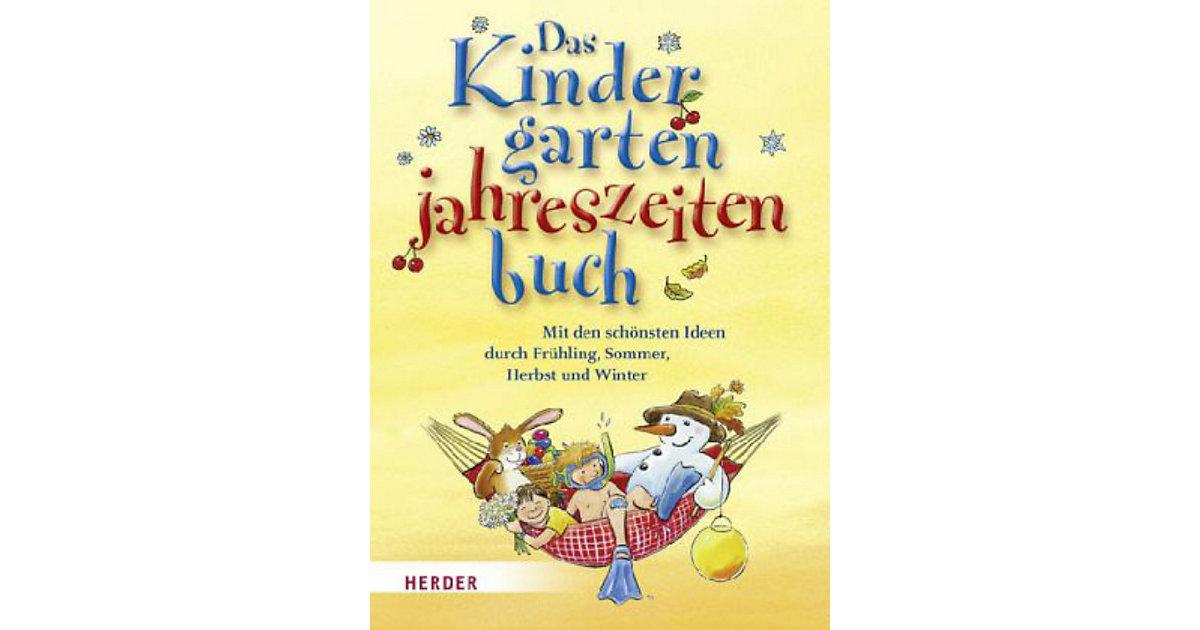 Das Kindergartenjahreszeitenbuch