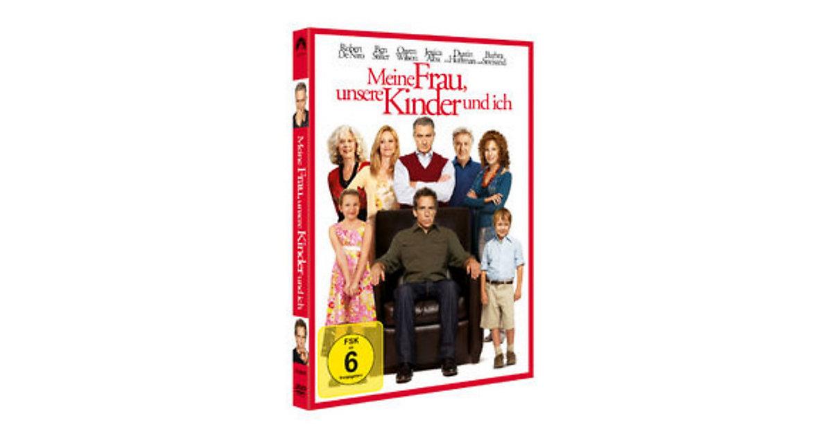 DVD Meine Frau, unsere Kinder und ich