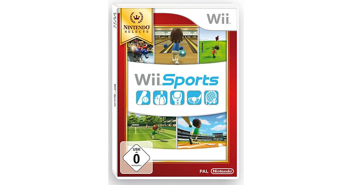 Vorschaubild von Wii Sports - Nintendo Selects