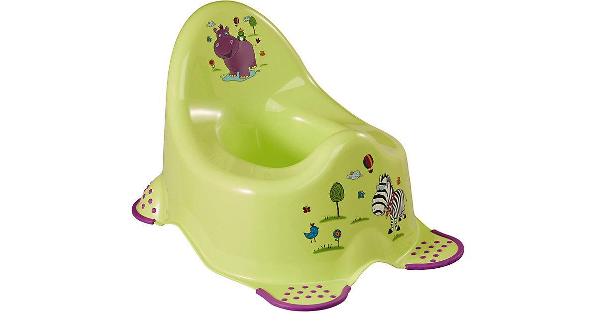 Töpfchen Deluxe Hippo, limegrün