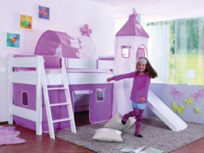Spielbetten Etagenbetten Hochbett Mit Rutsche Online Kaufen Mytoys