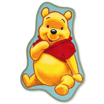 Wandsticker Winnie the Pooh, 38-tlg., Disney Winnie Puuh   myToys